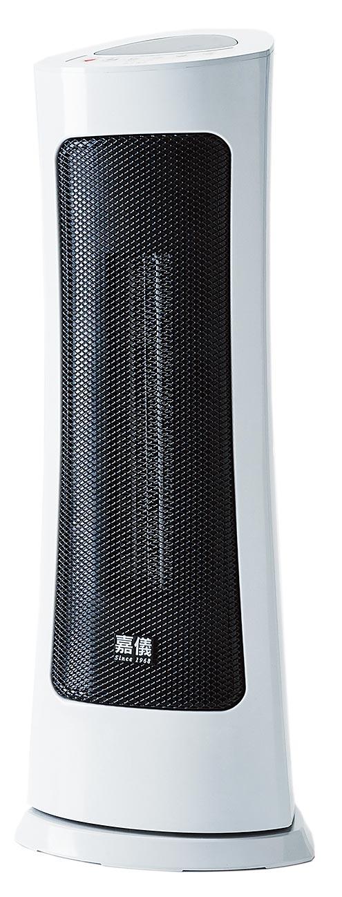 全國電子的嘉儀陶瓷電暖器,原價3500元,特價2800元。(全國電子提供)