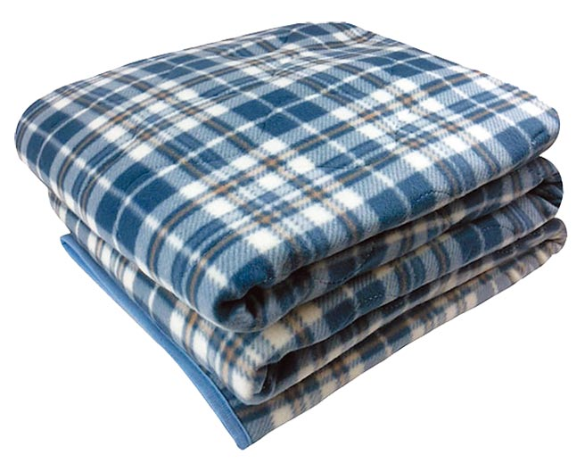 PChome 24h購物的美國BIDDEFORD智慧型安全鋪式電熱毯(加大款)UBS-TF,原價2980元,特價1499元。(PChome 24h購物提供)
