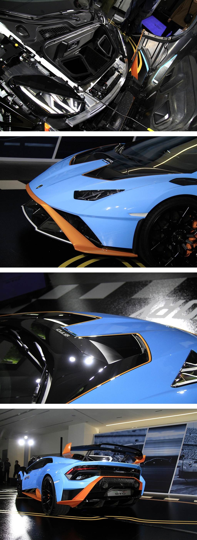 賽道、公道犇馳無阻!Lamborghini Huracán STO在台亮相!
