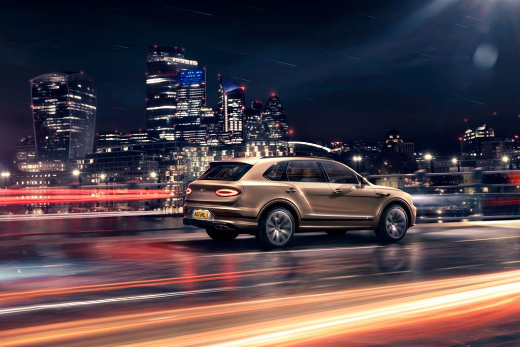 往電氣化進程邁進!Bentley發表Bentayga Hybrid油電混合作品