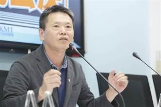 林為洲質疑陳歐珀 拿錢護航徐旭東5G補助