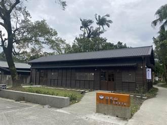 羅東林業空間轉型森林書店 8日開幕