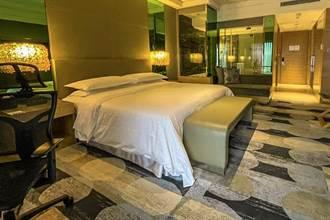 新竹縣政府協調旅館供房 讓檢疫者家屬入住