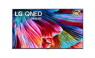 CES/LG展出首款QNED Mini LED TV 更明亮更鮮艷奪目