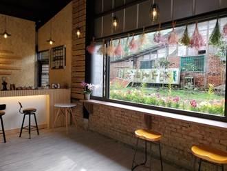古坑華山村民聯手打造「滾石咖啡館」  公用咖啡館歡迎美拍