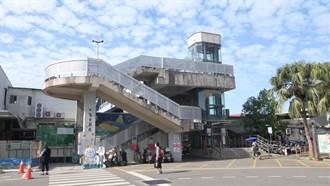 彰化火車站陸橋身障電梯遭搶搭 彰市公所擬開罰