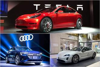 2020 年 12 月份台灣電動車銷售排行榜:Model 3 穩居鐵王座,德系新車開紅盤