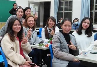 金大開辦華語課程  新住民與境外生秀學習成果