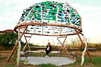 大鵬灣新亮點在南平 5座裝置藝術出自加拿大藝術家之手