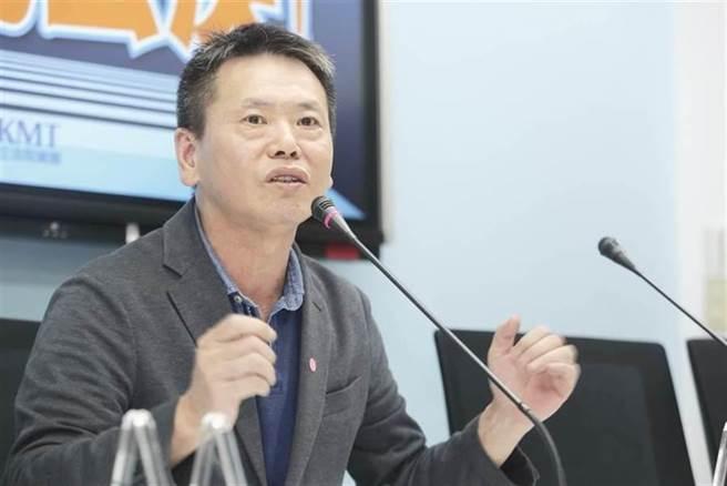 國民黨團總召林為洲。(本報資料照)