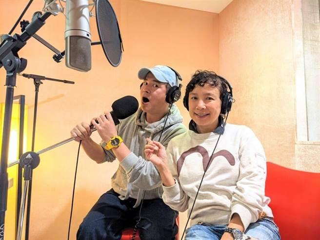 謝麗金、馬國賢相加100歲 闖播客圈鬥嘴《金馬講》(艾迪昇傳播提供)