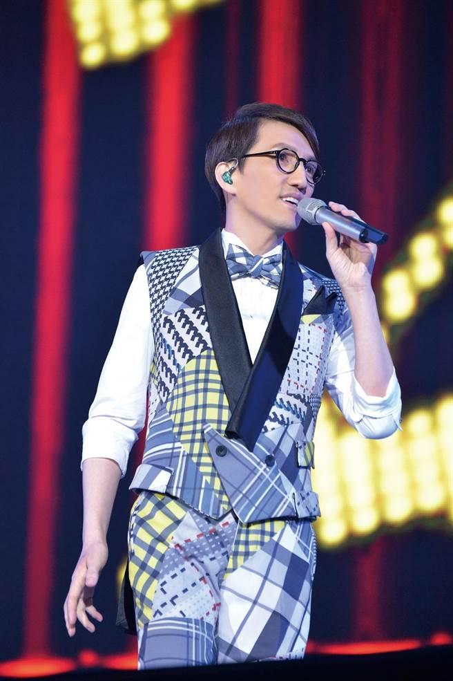 出道三十周年的林志炫期待申請到小巨蛋再開唱(炫音音樂提供)
