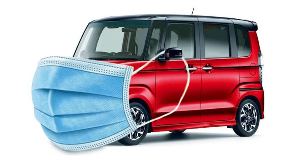 Honda 推出車用「口罩」:把肺炎病毒擋在車外,還能清除車內 99.8% 懸浮病毒