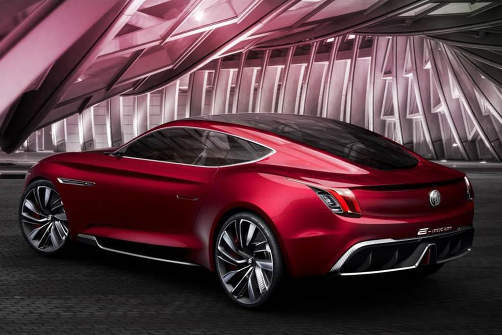 玩真的?MG將以E-Motion Concept為基礎發展雙門跑車!
