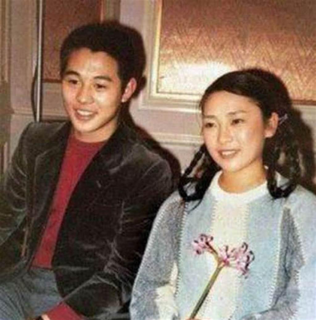 黃秋燕是李連杰首任妻子,婚姻維持3年。