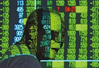 台股爆4342億天量 上下震盪近360點 萬五失守