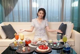 新竹喜來登攜手星座專家 推「十二星座草莓派對」下午茶吃到飽