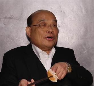 苏揆:台湾猪出口进步8倍 前途可比松阪猪