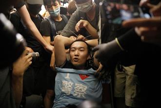 陸記者付國豪香港遇襲案宣判 3被告罪名成立