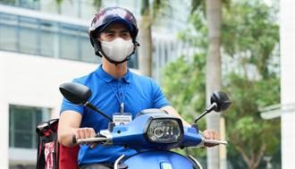 機車騎士救星 LG PuriCare口罩型空氣清淨機把好空氣戴著走