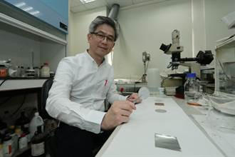 成大研發全球首款 利用鋅離子充放電固態離子電池