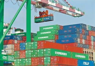 缺櫃衝擊出口 恐成GDP未爆彈