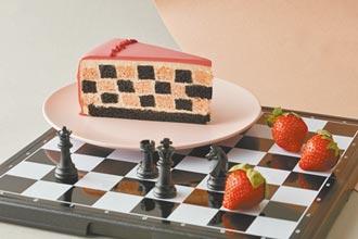 飲品、甜點到冰淇淋 攻占草莓控味蕾