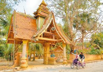 台灣人在大陸》走進西雙版納原始森林公園