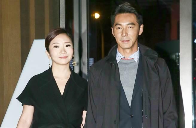 陶晶瑩、李李仁育有一女一子。(圖/中時資料照片)