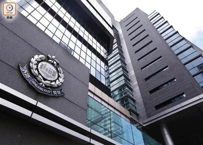 香港國安處今早拘捕泛民至少50人,指他們涉嫌違反國安法。(圖/摘自東網)