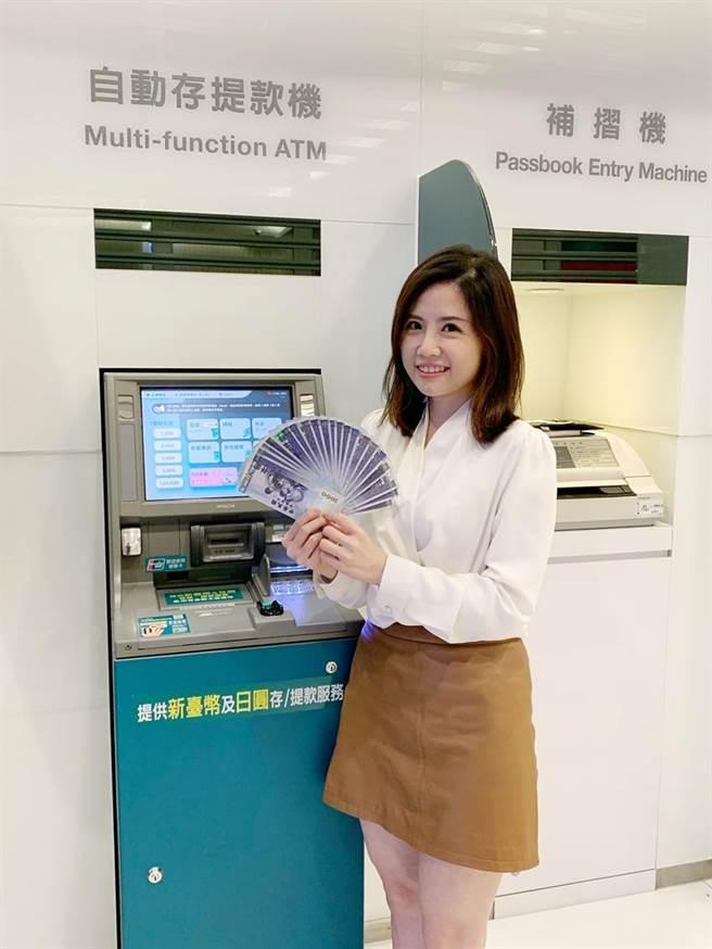 (中信銀行全臺逾6,400臺ATM即日起全面升級,透過優化操作流程與使用介面,大幅減少提款時間。圖/中信銀行提供)