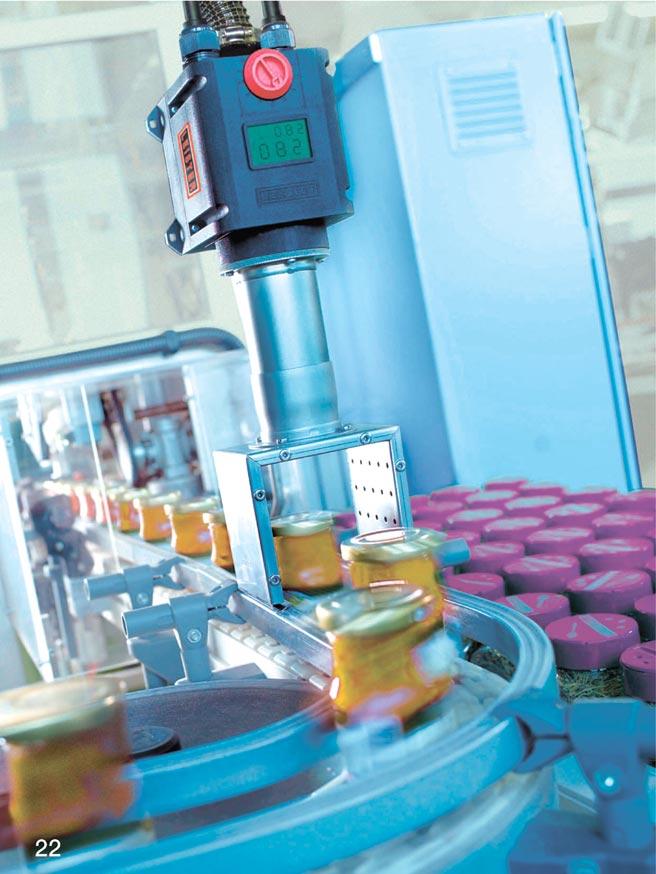 瑞士LEISTER工業級熱風產生器,提供自動化設備之加熱、熱收縮、烘乾、乾燥、各種熱熔以及加速化學反應。圖/禮榮貿易提供