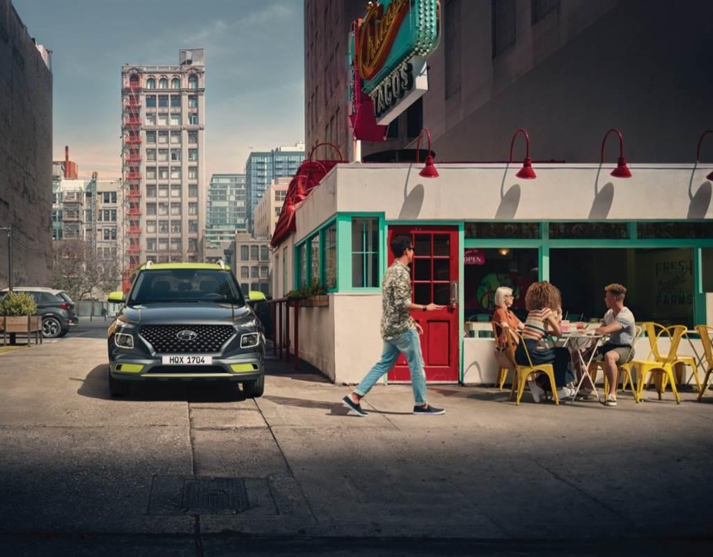 Hyundai VENUE 12月賣出786台的暢銷佳績,後勢持續看漲。