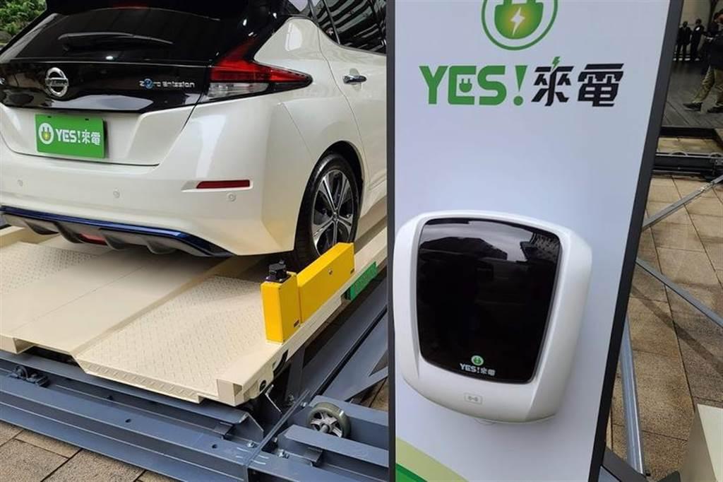 機械車位充電有解!YES 來電 APS 全自動化充電系統,停車塔、百貨商場、社區大樓都能用