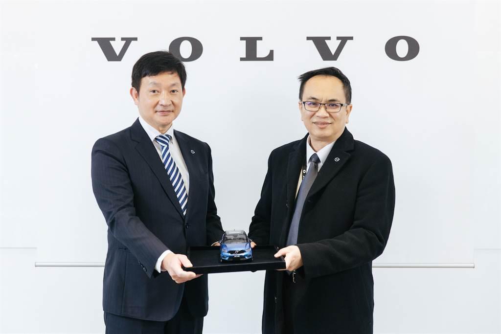 匯豐汽車集團成立匯勝汽車加入 VOLVO 經銷體系 2021 年 1 月 1 日起 攜手深耕雲嘉南車市