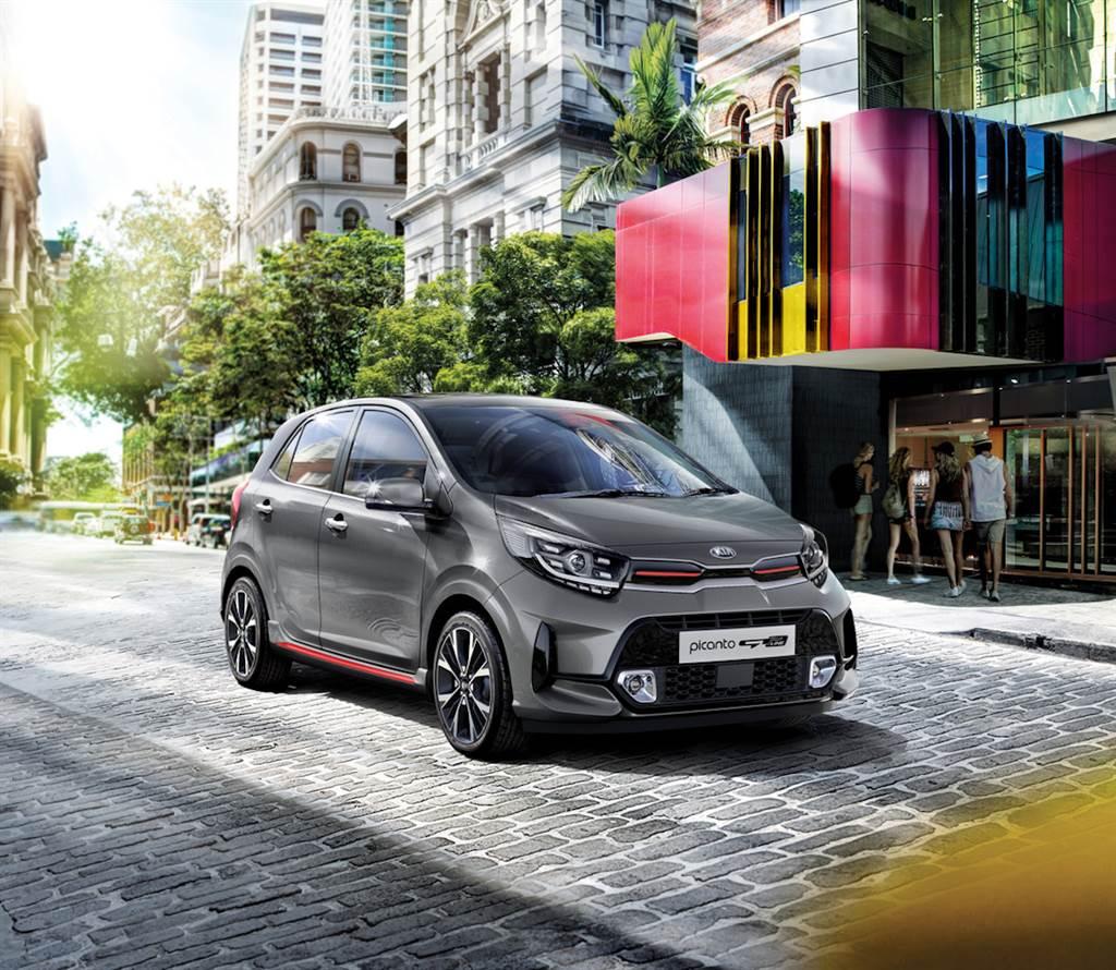 12月初才剛上市的掀背小車Picanto,在三周內就獲得超過250台訂單。
