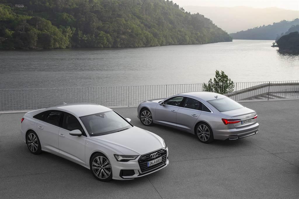 新增汽油動力 40 TFSI、TDI 柴油規格取消,2021年式Audi A6 40 TFSI 上市