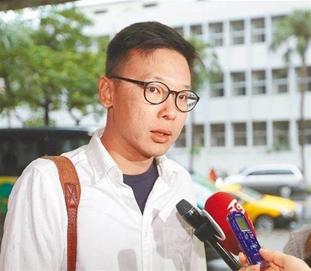 民進黨副秘書長林飛帆。(圖/本報系資料照)