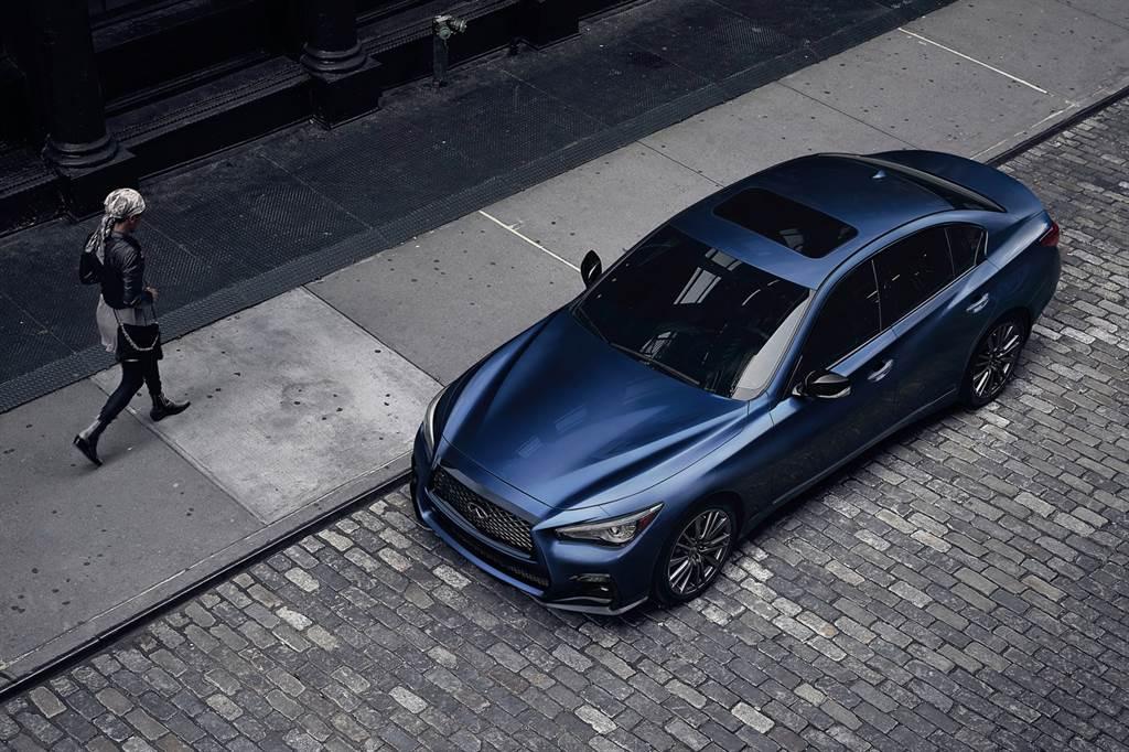 160萬買300匹轎跑 Infiniti Q50 300GT預售開跑