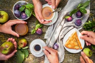 冷颼颼也有好氣色 今天的下午茶就這樣搭 暖心又不發胖