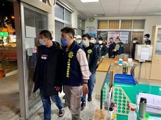 台南法院糾眾鬥毆 警大動作傳喚滋事分子約制