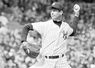 MLB》韌帶置換手術以他為名 前洋基投手湯米約翰確診