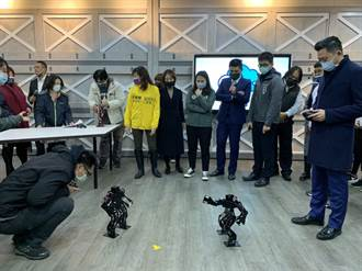建華國中「職探中心」首座智能教室 帶領學生探索高科技職涯