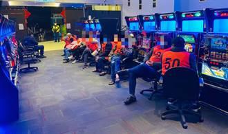 父母為賭場失和 警破隱身購物中心賭博電玩