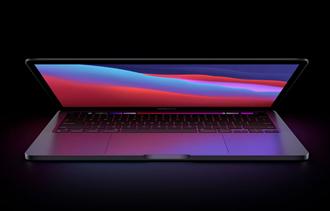 TrendForce預測21年筆電出貨成長8.1% M1 Macbook斬獲7%市佔