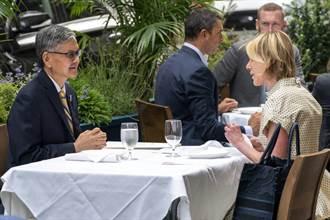 美駐聯大使訪台 外交部:美國強勁支持台灣參與國際