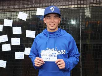 中職》生涯2度遭釋出 林逸翔曾動念轉職不打球