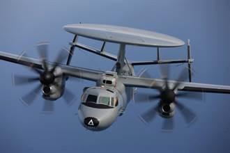 法國將採購3架E-2D 「先進鷹眼」預警機
