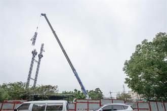 拔除70座電塔桿 桃園平鎮至大溪松樹腳現乾淨天際線