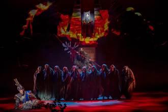 羅興華跨刀助陣《樓蘭女》 打造敦煌石窟舞台